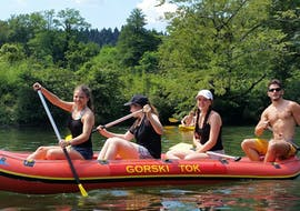 Canoeing & Kayaking on the Kupa - Safari