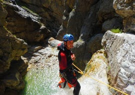 """Canyoning """"Action"""" - Weißensee"""