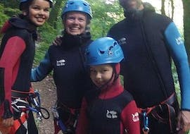 Eenvoudige Canyoning in Talloires - Canyon d'Angon met Takamaka Annecy