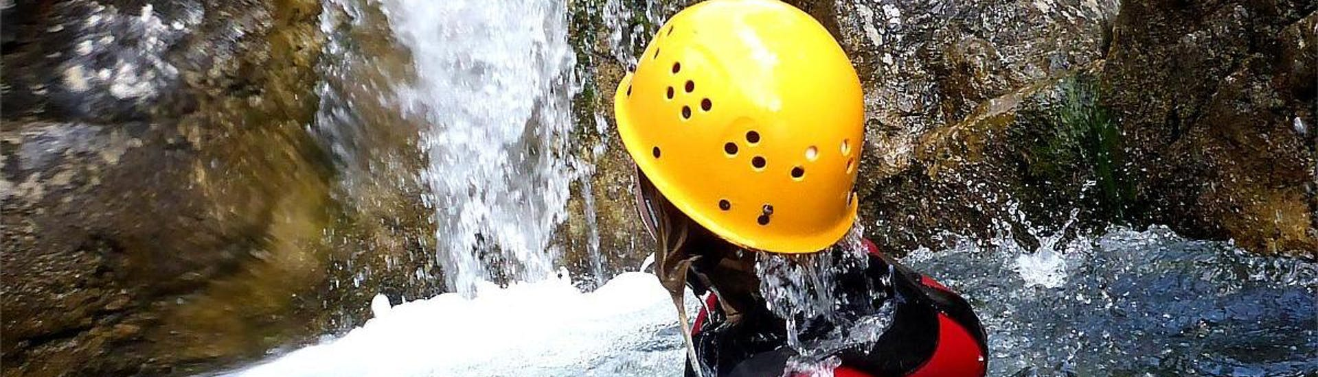 Canyoning in the Stuibenfälle for Beginners