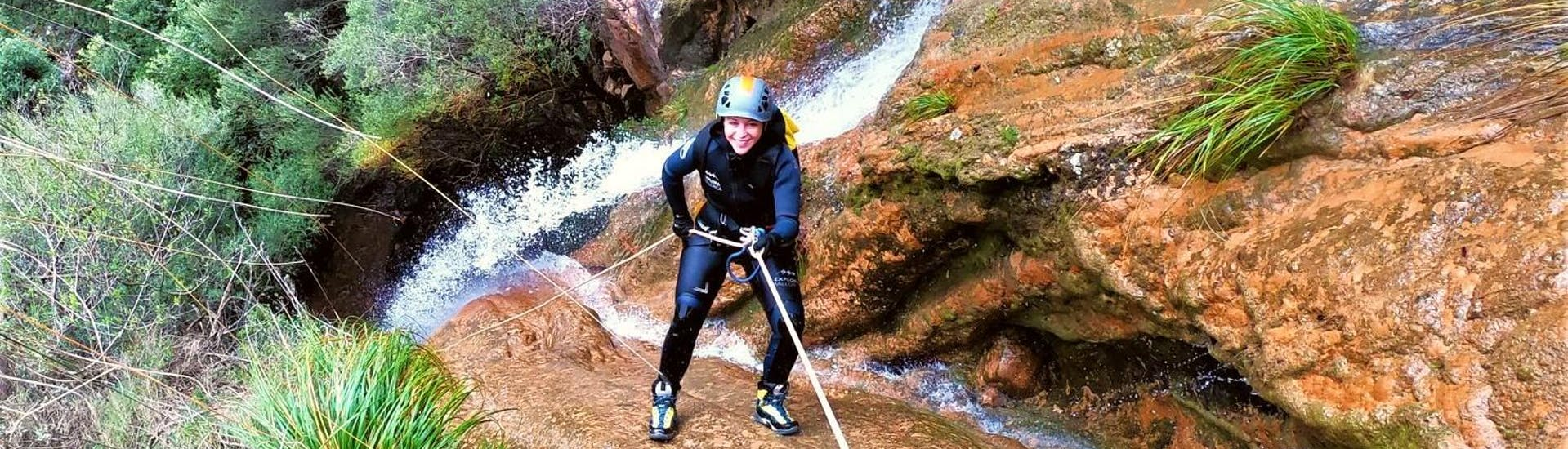 Advanced Canyoning in Mallorca with Explora Mallorca - Hero image