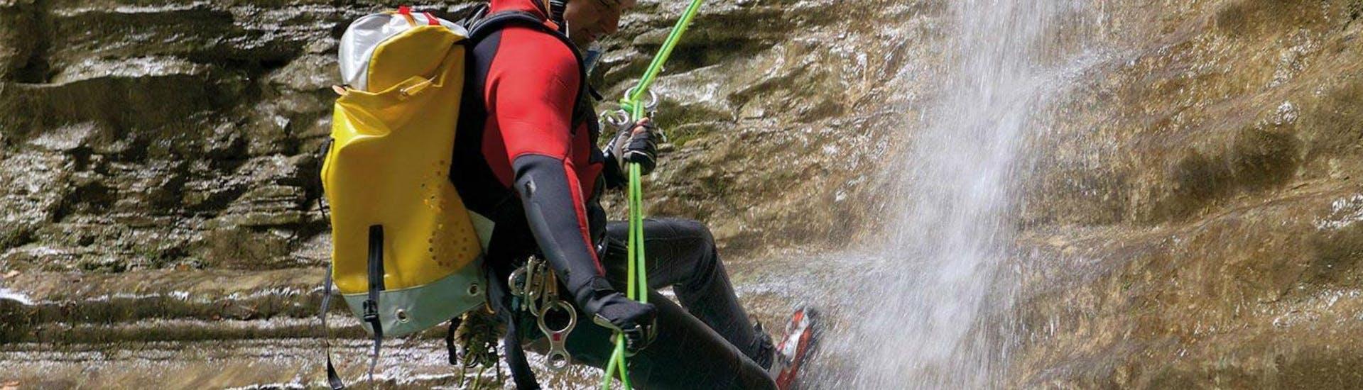 Canyoning for Adventurers - Wunzenschlucht