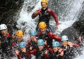 Canyoning in Canyon de la Haute Besorgues for Groups (+8ppl)