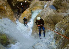 Canyoning sportif à Dornbirn - Kobelach
