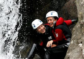 Canyoning in Canyon de la Haute Besorgues for Everyone