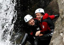 Canyoning in Canyon de la Haute Besorgues für Alle