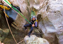 Canyoning in Mallorca for Experts
