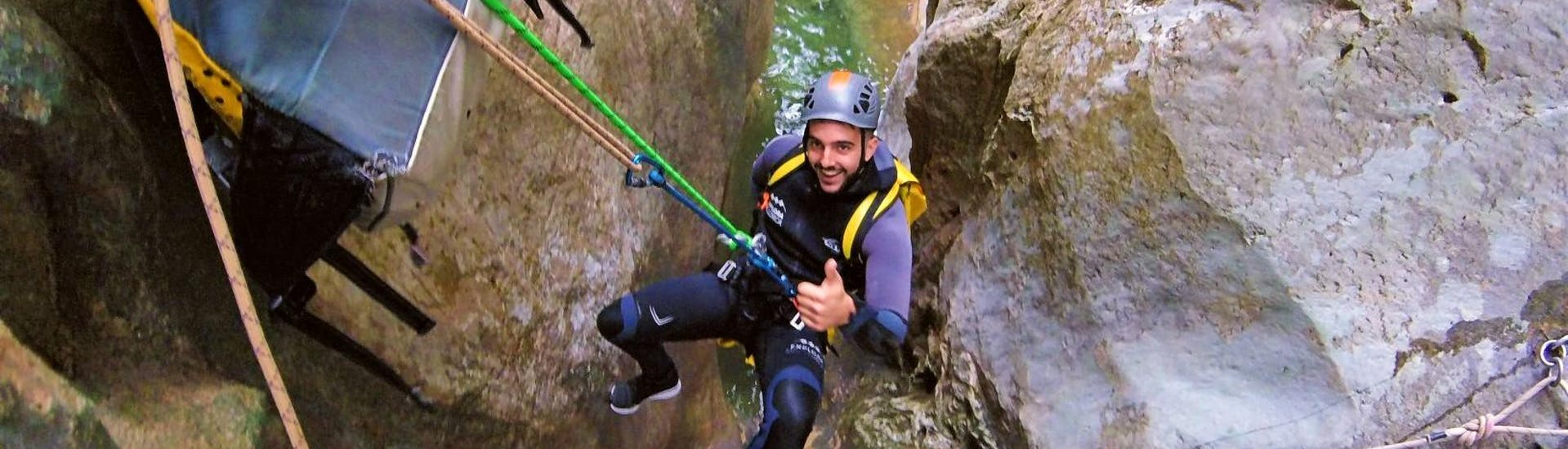 Canyoning in Mallorca for Experts with Explora Mallorca - Hero image