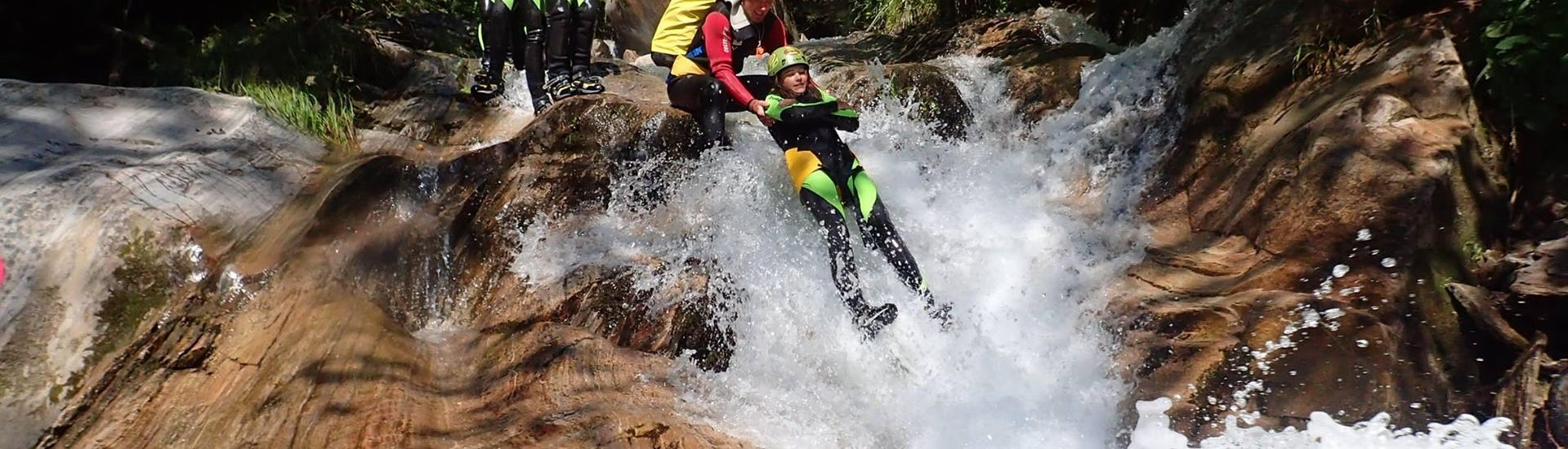 Canyoning for Explorers - Wöllaschlucht
