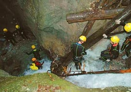 Canyoning for groups - Rio San Biagio