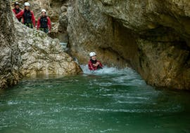 Canyoning at the Strubklamm - Full day in the Jumpcanyon