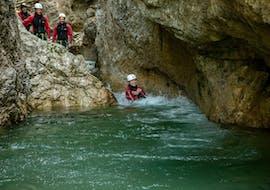 Canyoning expert à Erpfendorf - Strubklamm