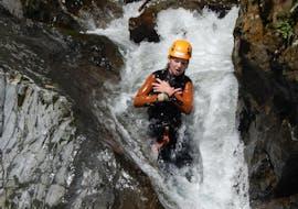 """Canyoning """"Fun"""" - Lake Weissensee"""