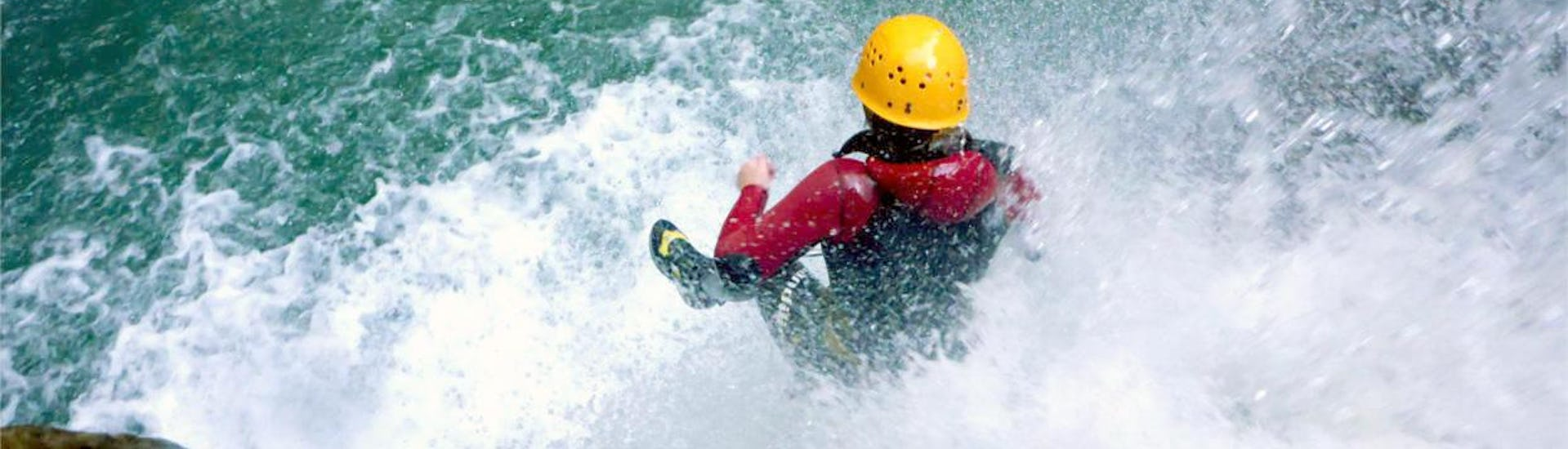 Canyoning Fun in Allgäu for Beginners & Experienced