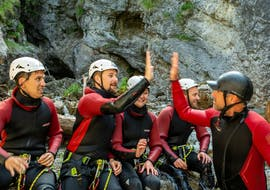 Canyoning at the Taxaklamm for Beginners - Half day