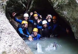 Canyoning in Jerecica für Anfänger