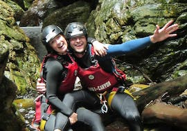 Canyoning in The Crags - Introductory Tour