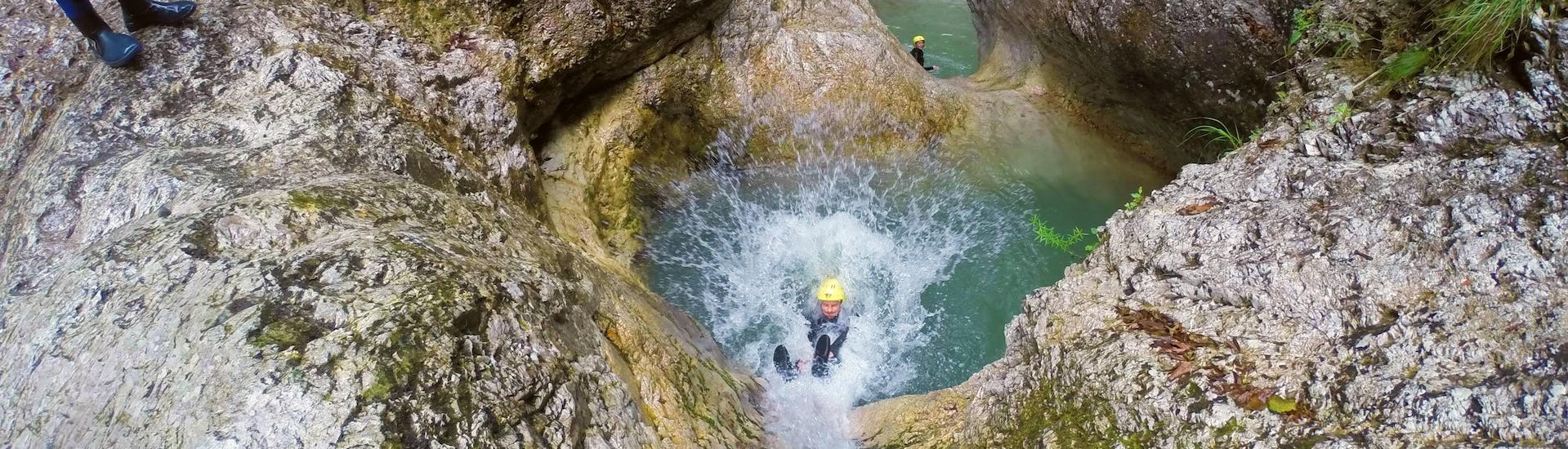 Canyoning in the Kozjak Gorge for Adventurers
