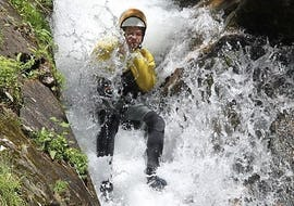 Canyoning in the Zösenklamm - Integral
