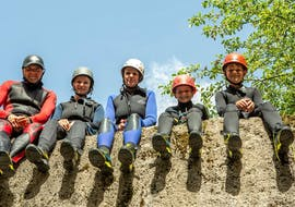 Canyoning facile à Erpfendorf - Loferbach