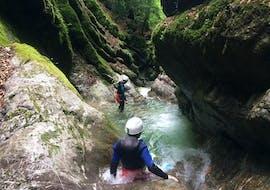 Canyoning di media difficoltà a Talloires - Canyon d'Angon