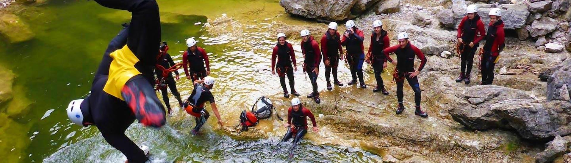 Canyoning & Rafting - Adventure Weekend