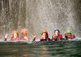 Canyoning Rio Nero - Erste Erfahrung