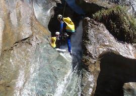 Canyoning in Barranco Rinconcillo - Short & High with Gualay Aventura Andalucía