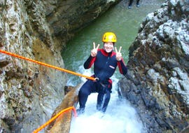 "Canyoning ""Who Made You"" - Stuibenfälle"