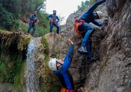 "Canyoning ""Unique"" - Barranco de Aiguetas de Barbarruens"