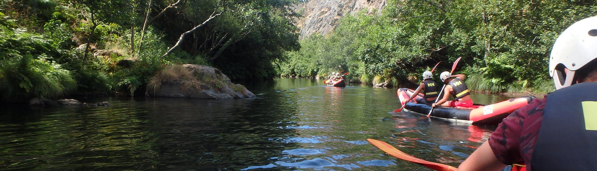 "Rafting ""Canoa Raft Tour"" - Paiva River"