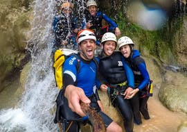 """Canyoning """"Friends & Family"""" - Riera del Carme"""