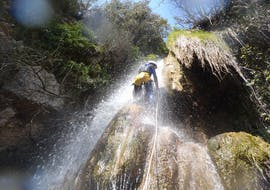 """Canyoning """"Nature Spectacle"""" - Barranco del Río Glorieta"""