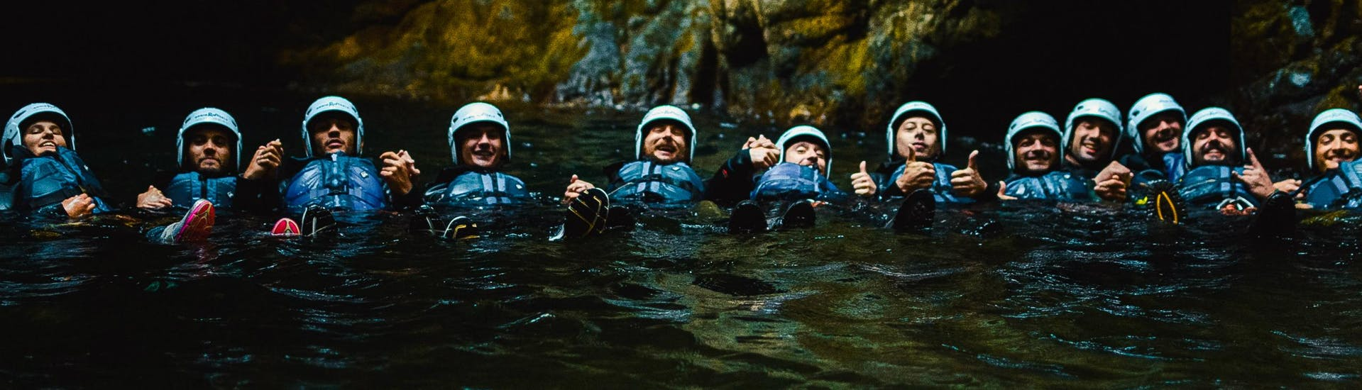 Easy Canyoning in the Sesia Gorge