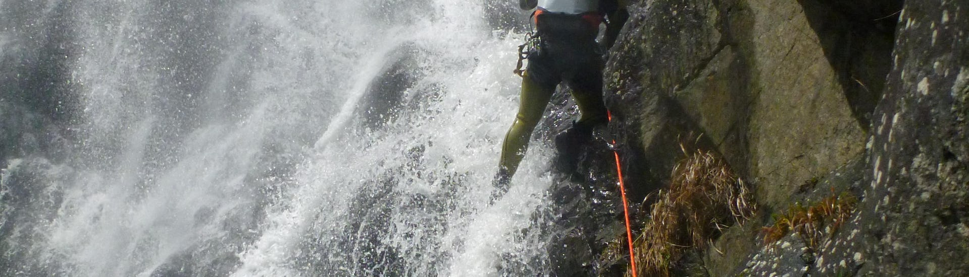 Canyoning for Pros - Strindenbach