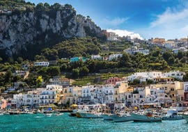 Boat Tour from Sorrento to Capri - Half Day