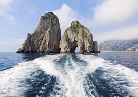 Boat Tour from Positano to Capri