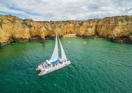 Golden Coast Catamaran Cruise from Lagos