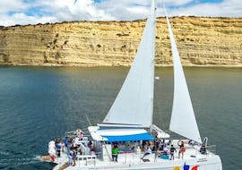 "Catamaran Tour ""Golden Coast"" - High Season - from Lagos"