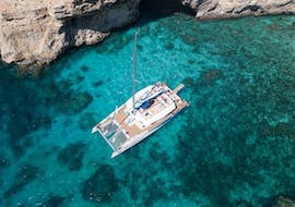Catamaran Trip to Malta's Best Beaches from Bugibba with Sea Adventure Excursions Bugibba