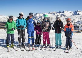 Kids Ski Lessons (4-14 years) - Easter - All Levels