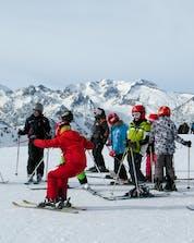Ski schools in Cerler (c) Aramon Comunicacion