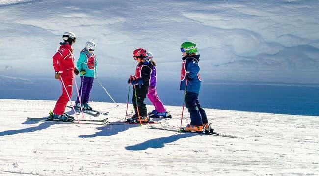 Cours de ski Enfants (6-12 ans) à Vallorcine/La Balme