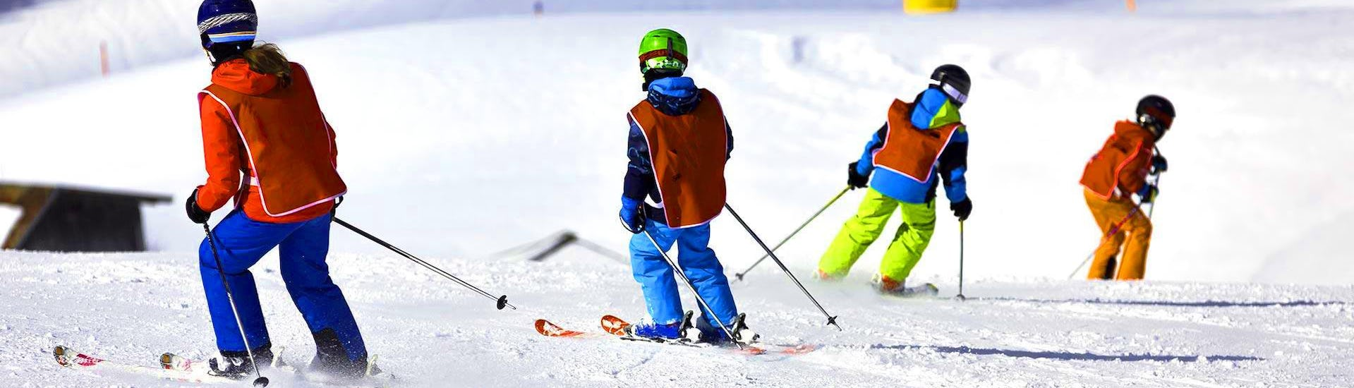Ski Private Instructor for Kids - All Levels
