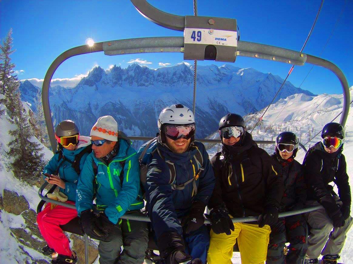 Cours de ski Adultes à Chamonix/Savoy - 4 jours (Dim-Mer)