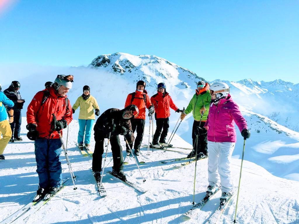 Cours de ski Adultes pour Tous niveaux à Vallorcine