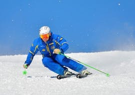Skiing Lessons for Adults - All Levels
