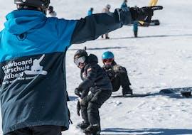 Snowboardkurs für Kinder (6-12 Jahre) - Alle Level