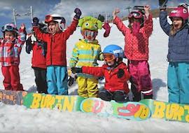 Snowboardkurs für Zwerge (3-5 Jahre) - Alle Level