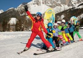 Kids Ski Lessons (3-15 y.) for Beginners - Full-Day